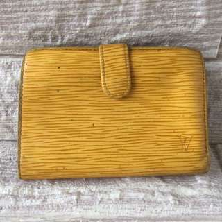 Authentic Lv Epi French Wallet
