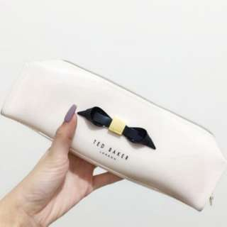 AUTHENTIC TED BAKER PENCIL CASE