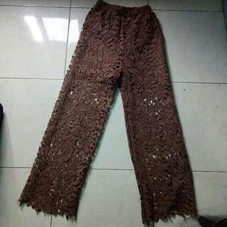 Celana Kulot #bagusbange!!!
