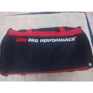 GNC Gym Bag