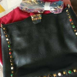 Valentino Garavani Messenger/Sling Bag