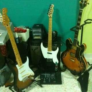 Affordable individual Guitar lessons