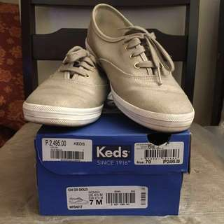 Keds Ox Gold Sneakers
