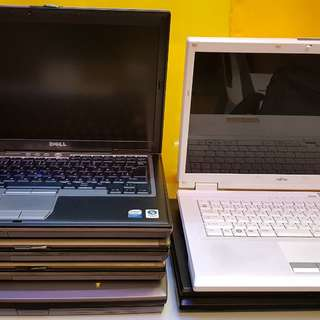Laptop sale 4990 only dell and fujitsu super sale