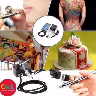 Professional Airbrush Air Compressor Kit Free Delivery in all NCR Area Cash On Delivery Nationwide