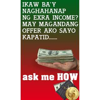 NEED EXTRA INCOME? HOME BASED ONLINE JOB