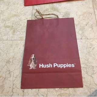 Paperbag Hush Puppies