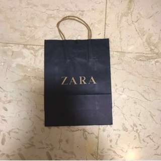 Paperbag Zara