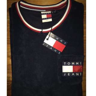 Tommy Jeans - 90s Pocket Tee
