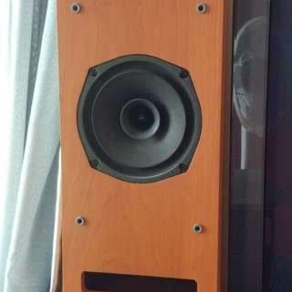 Loth X Amaze full range loudspeakers