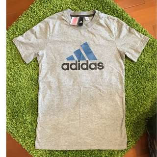 Adidas logo短T #含運最划算