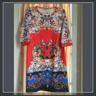 Midi dress butik OMC