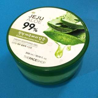 Aloe Soothing Gel (The Face Shop)