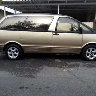 Toyota Estima 2.4 auto