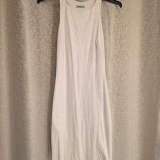 White kookai dress size1