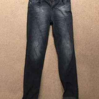Jeanswest blue skinny jeans