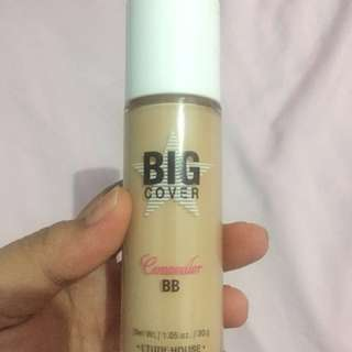 Etude BB Big Cover concealer
