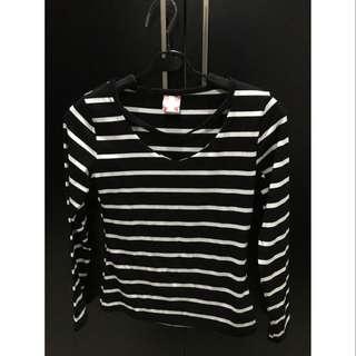 Camommile stripes blouse