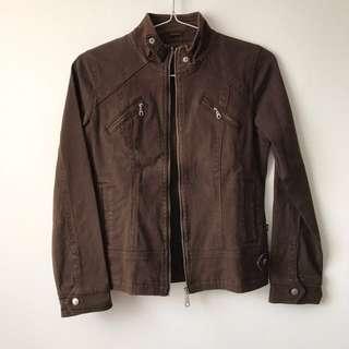 C2 Rider Brown Jacket