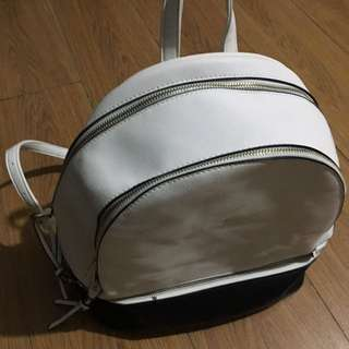 REPRICED!!! Leather Backpack