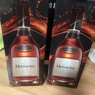 全新 Hennessy vsop 1Litre 1L