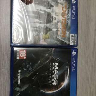 Division & MassEffect