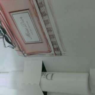 Miss Dior針管香水