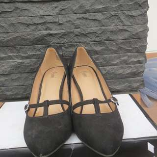 High Heels (Black) nego!