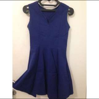 Navy Mini Dress