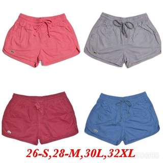 Lacoste Shorts Authentic