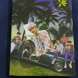 EXO THE WAR ALBUM PRIVATE VERSION WITH CHANYEOL PC (NO POSTER) RM60 inc postage