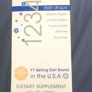 Diet drops HCG