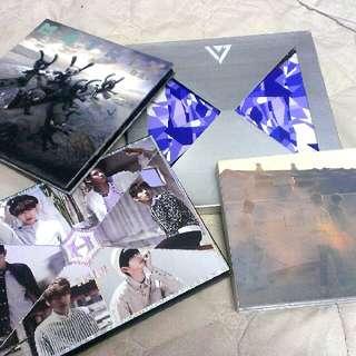 [CLEARANCE SALE] KPOP ALBUMS