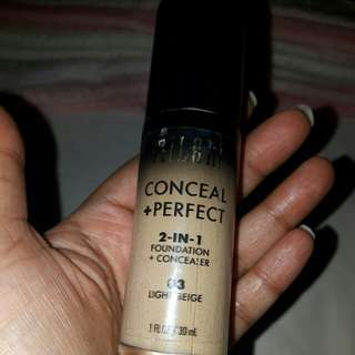 Milani Foundation and Concealer  (2+1)