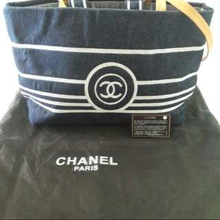 Chanel Denim Bag{REDUCED}