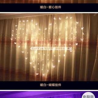 心型LED掛燈