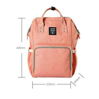 Multifuntional bag for mummy baby backpack