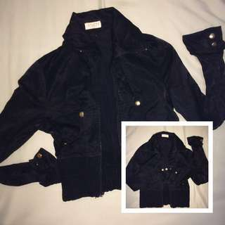 black Jacket F&Co