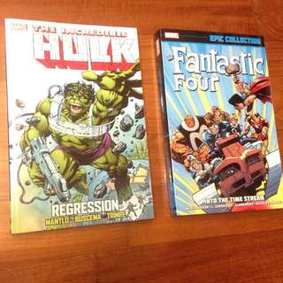 Marvel Epic Collection TPBs @ $25 each
