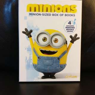 Minions Activity Book set