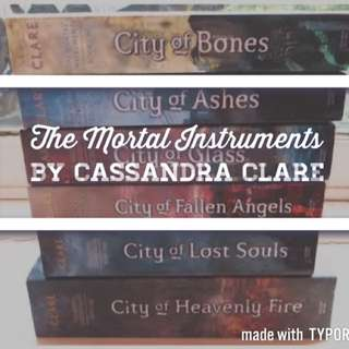 MORTAL INSTRUMENTS SET