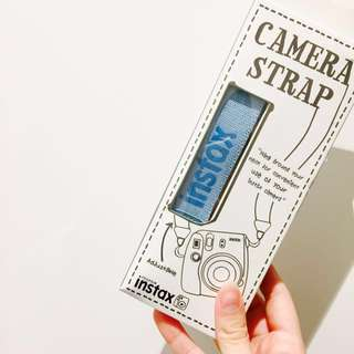 Instax Mini 8 Strap // Blue