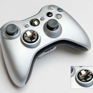 Limited Edition Xbox 360 wireless controller