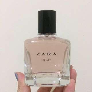 Zara Parfume Fruity (NO NEGO)