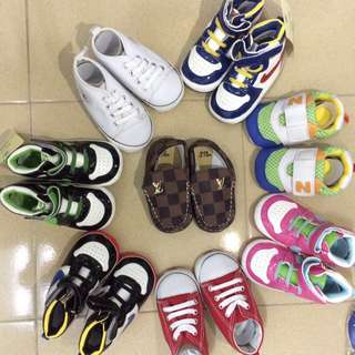 Prewalker shoes baby (12-18month)