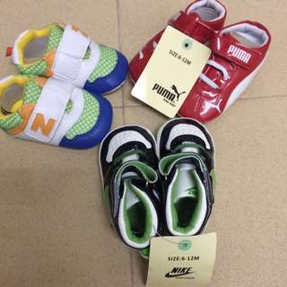 Prewalker shoes baby (6-12month)