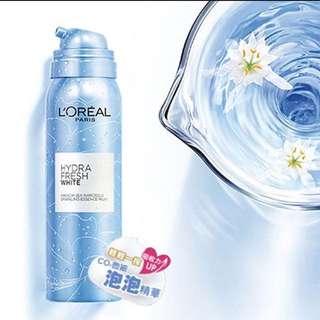 L'Oreal Hydra Fresh White 水清新淨白
