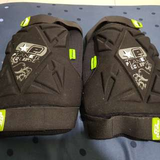 Planet Eclipse Paintball Knee Pads