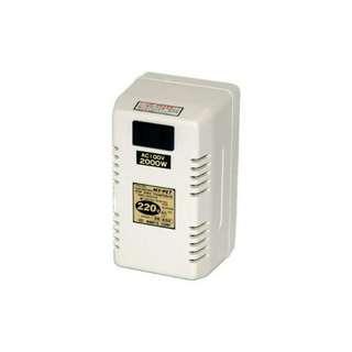 日本日章工業 DE-200 2000W 變壓器,日本水貨電器專用