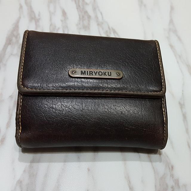 <免運> Miryoku 皮夾
